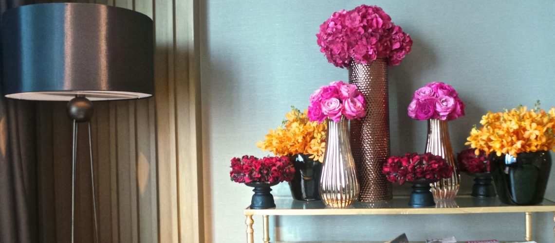 The Floral Designers - Executive Suite Decoration