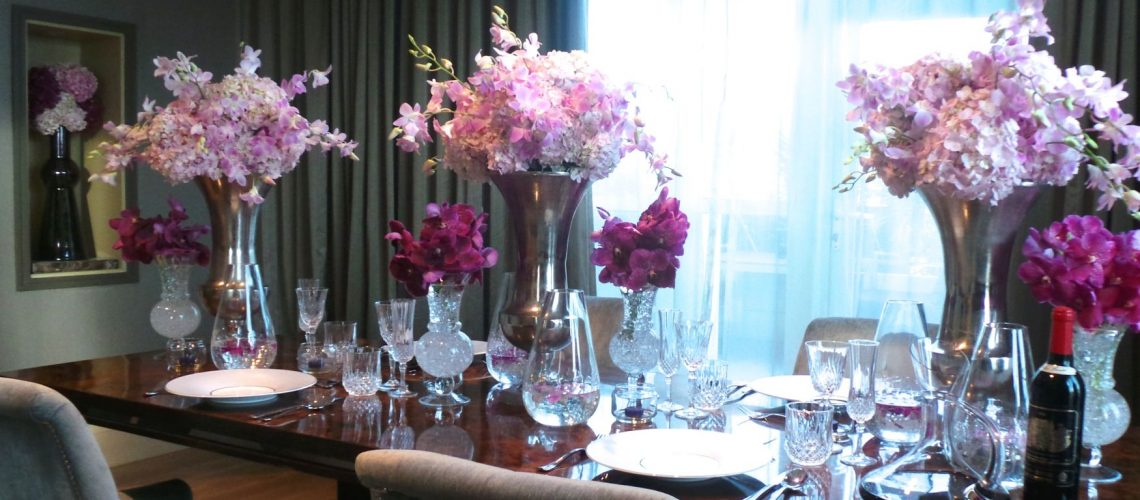 The Floral Designers - Ready for a Luxury Dinner - 3