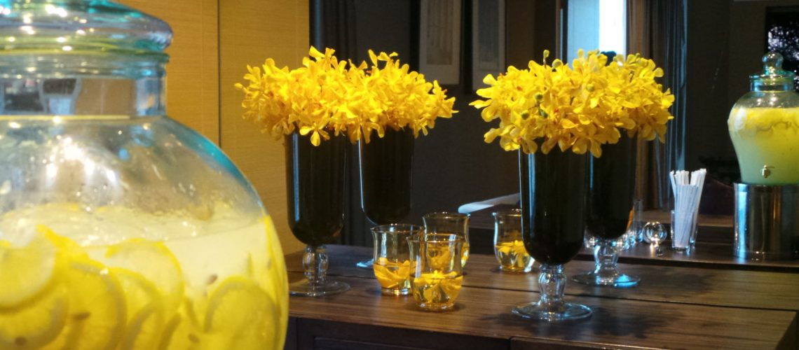 The Floral Designers - Refreshing Yellow - 1
